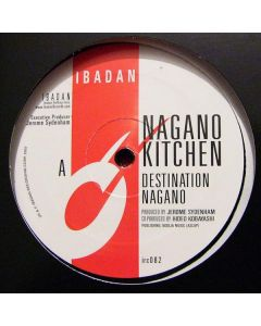 Nagano Kitchen - Destination Nagano / Head