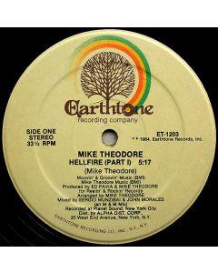 Mike Theodore - Hellfire