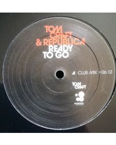 Tomcraft & Republica - Ready To Go