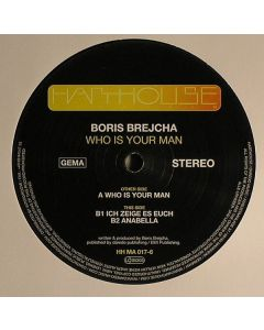 Boris Brejcha - Who Is Your Man