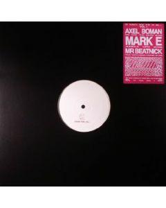 Axel Boman , Mark E , Mr Beatnick - Dancing From... Vol 1