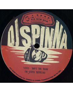 DJ Spinna - Spinna Refreaks Vol. 1