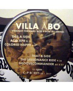 Villa Åbo - Straight Forward Acid And Low Bit Swing