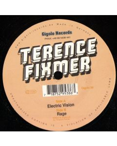 Terence Fixmer - Electric Vision EP