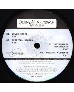 Cronical Re-Form - Solid State EP