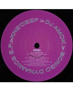 DJ Amok - Bongo Dynamics E.P.