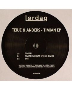 Terje & Anders - Timian EP