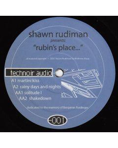 Shawn Rudiman - Rubin's Place...