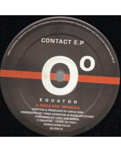 Gayle San / Jay Denham - Contact E.P