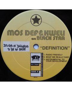 Mos Def & Talib Kweli Are Black Star - Definition / Twice Inna Lifetime
