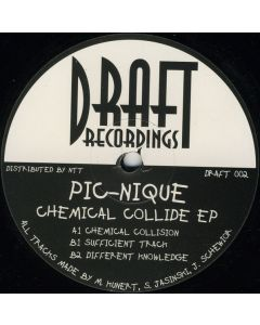 Pic-Nique - Chemical Collide EP