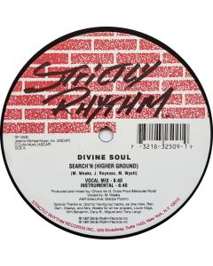Divine Soul - Search' N (Higher Ground)