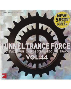 Various - Tunnel Trance Force Vol. 44
