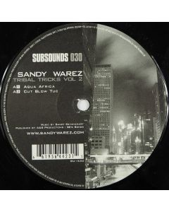 Sandy Warez - Tribal Tricks Vol 2