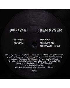 Ben Ryser - Minyou Part B