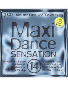 Various - Maxi Dance Sensation 14