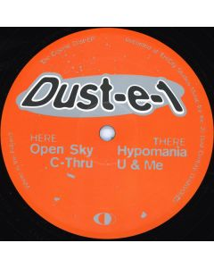 Dust-e-1 - The Cosmic Dust EP