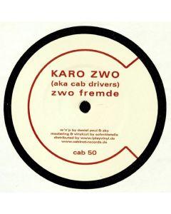Karo Zwo Aka Cab Drivers - Zwo Fremde