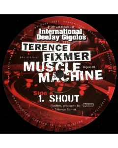 Terence Fixmer - Muscle Machine