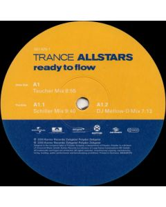 Trance Allstars - Ready To Flow