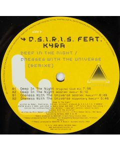 O.S.I.R.I.S. Feat. Kyra  - Deep In The Night / Oneness With The Universe (Remixe)