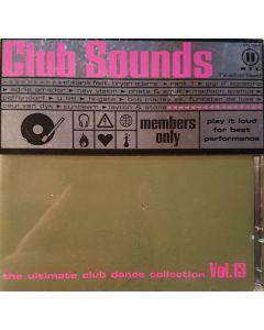 Various - Club Sounds Vol. 13