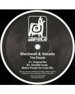 Blackwall & Toni Vokado - The People