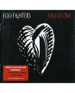 Foo Fighters - One By One (Special Fan-Package)