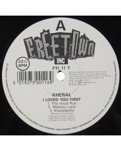Kheral - I Loved You First