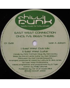 East West Connection - Once I've Been There