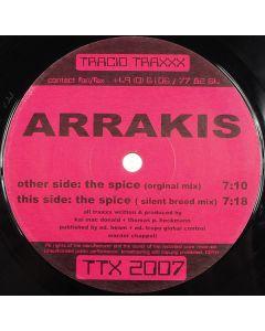 Arrakis - The Spice