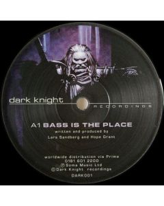 Darkside  - Bass Is The Place