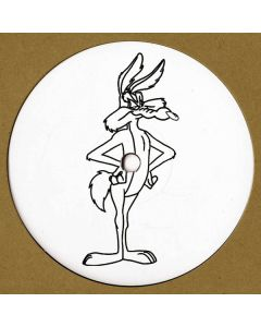 Willie E. Coyote , The Road Runner - 003