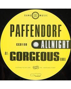 Paffendorf - Allnight (Remixes)
