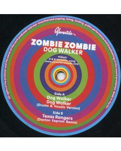 Zombie Zombie - Dog Walker