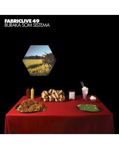 Buraka Som Sistema - FabricLive. 49