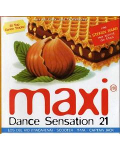 Various - Maxi Dance Sensation 21