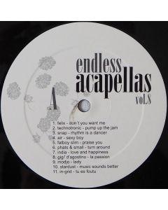 Various - Endless Acapellas Vol. 8
