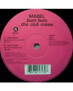 Mabel - Bum Bum (The Club Mixes)