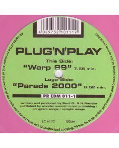 Plug 'N' Play - Parade 2000 / Warp 99