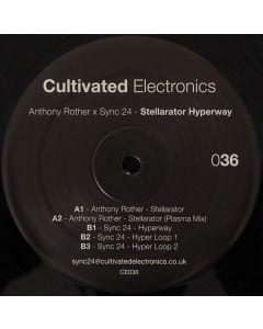 Anthony Rother X Sync 24 - Stellarator Hyperway
