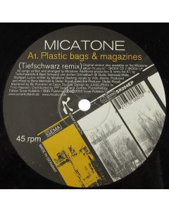 Micatone - Plastic Bags & Magazines