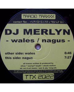 DJ Merlyn - Wales / Nagus