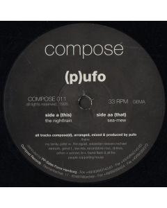 Pufo - The Nighttrain / Sea-Mew