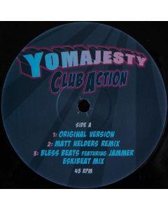 Yo Majesty - Club Action