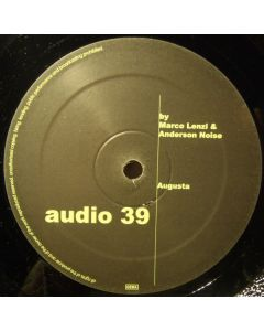 Marco Lenzi & Anderson Noise - Augusta
