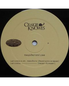 Larionov & St. Theodore - Thunderstrike EP