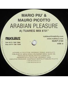 Mario Più & Mauro Picotto - Arabian Pleasure