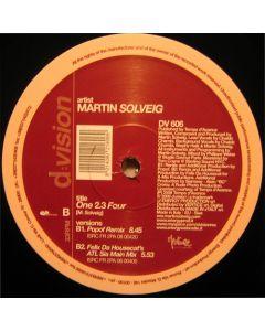 Martin Solveig - One 2.3 Four