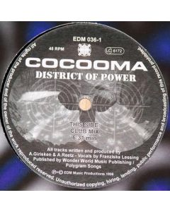 Cocooma - District Of Power